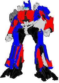 Small Picture optimus prime