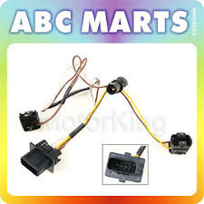 96 00 mercedes benz e320 headlight wire wiring harness connector image is loading 96 00 mercedes benz e320 headlight wire wiring