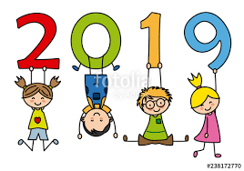 Image result for happy new year 2019 for kids
