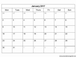 calendar 2017 monthly printable | Printable Online Calendar