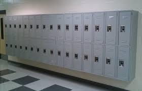 lockers repired