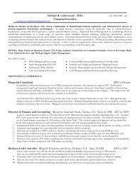 junior financial advisor resume financial services resume junior financial advisor resume job resume brilliant resume sample for