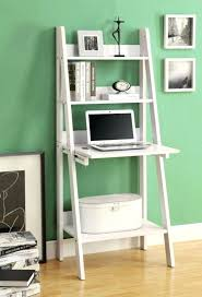 ladder computer desk computer desk white ladder style ladder computer desk uk
