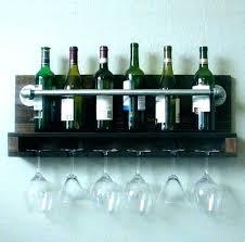 wine glass rack shelf small wall wine rack wine glass rack shelf wall mounted wine glass
