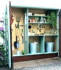 outdoor garden shelves outdoor shelving ideas garden shelving