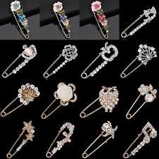 Moda Cristal Estrás Flor <b>Animal</b> Broches Pins insignia Mujeres ...