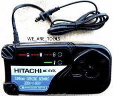 hitachi uu240r. new hitachi uc18yrl 18v battery charger 4 ebm1830 ebm1815 18 volt nicad,lit-ion uu240r t