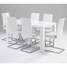 white dining table chairs luxury white gloss dining table and chairs of white dining table chairs
