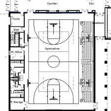 basketball court plan basketball gym floor plans homes petaduniafo