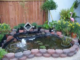 koi pond   concrete and block koi pond