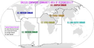 Unified Combatant Command Wikipedia