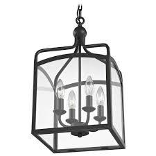 black lantern pendant. Beautiful Pendant Preston Square Lantern Pendant Entryway Light Alt3 And Black B