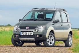 Suv Fiat Panda Cross The Greatest Deals Under Auto