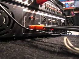 d jamz mixer and amp connection d jamz mixer and amp connection