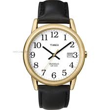 "men s timex indiglo easy reader watch t2h291 watch shop comâ""¢ mens timex indiglo easy reader watch t2h291"