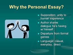The Art Of The Personal Essay The Art Of The Personal Essay Purpose Function Purpose
