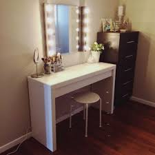 bathroom vanities with makeup table. Corner Vanity Table Bedroom With Bathroom Vanities Makeup Desk Gallery Pictures Lights At Lowes Portable Diy Mirror Lighted Makeu