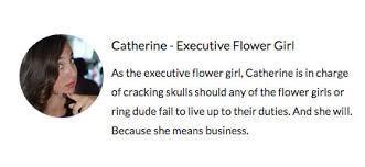 Wedding Bio Examples Under Fontanacountryinn Com