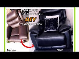 how to dye a leather chair you
