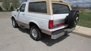 1996 Ford Bronco Eddie Bauer Edition | F59 | Houston 2016