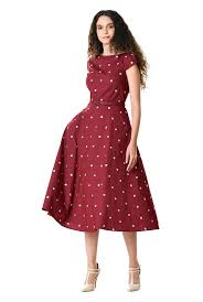 Plus Size Dress Patterns Extraordinary 48s Plus Size Fashion Style Advice From 48s To Today