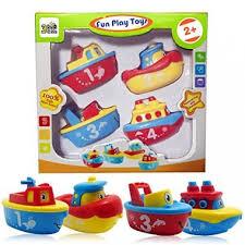 3 bees me magnet boat set