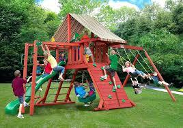 sun climber ii wooden play sets accessories swing set home depot wood big backyard alternative views hardware kits