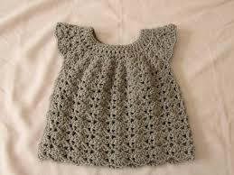 Crochet Baby Dress Pattern Best Decorating Ideas
