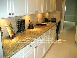 new venetian gold granite backsplash ideas kitchen with