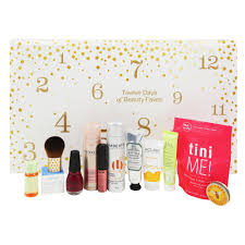 the target beauty advent calendar 12 days of beauty faves is now marked down to 12 49