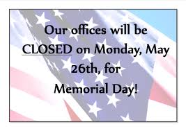 office will be closed sign template 20 images of may 29 memorial day office closed template geldfritz net