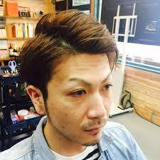 Zyosehustepさんのヘアスタイル メンズショートandアップツー