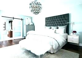 Tag Archived Of Bedrooms Sets Queen : Alluring Grey Velvet ...