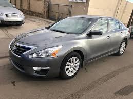 nissan altima 2015 grey. Fine Grey 2015 Nissan Altima 25 S 4dr Sedan  Englewood CO For Grey M
