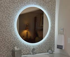 lighted wall mirror. amazon.com: wall mounted lighted vanity mirror mam92436 24: home \u0026 kitchen