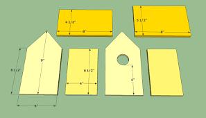 how to build a fancy birdhouse ehow com