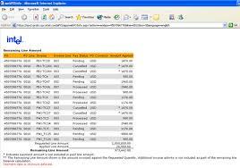 Web Invoice Enhancements