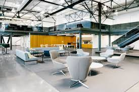 Office Tour Prologis Offices San Francisco Lounge