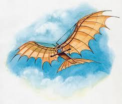 reconstruction of da vinci s flying machine