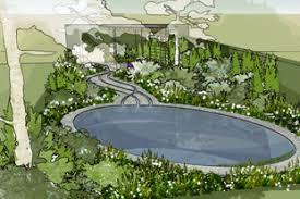 thomas hoblyn design for the homebase garden at the rhs chelsea flower show 2016 image
