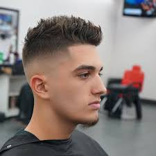 level 137 new short mens haircut
