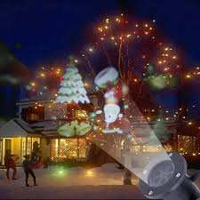 Christmas Projector Lights Ebay Waterproof Moving Laser Projector Led Lights Outdoor Xmas