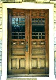 exterior wood doors for front wooden old external door south africa
