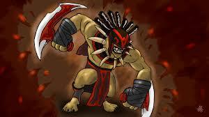 dota 2 bloodseeker hero game wallpapers hd download desktop dota