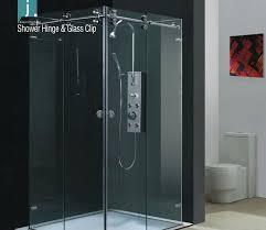 frameless glass sliding shower doors stainless steel glass sliding shower door hardware frameless sliding glass shower