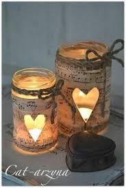Decorating Candle Jars 100 awesome mason jar crafts Mason jar crafts Jar and Rounding 74