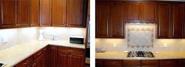 under cabinet lighting no wires. Elegant Under Cabinet Lighting No Wires And After Picture Of Xenon Installation . B