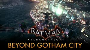 Batman: Arkham Knight - Out of the Game