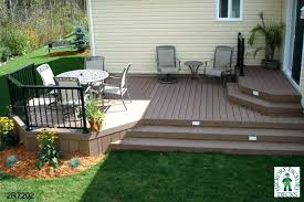 backyard decking designs. Backyard Deck Plans Small Decks Designs Ideas About On Best Simple Diy Decking