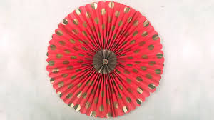 Paper Rosette Flower How To Make Paper Rosette Flower Paper Pinwheels Backdrop For